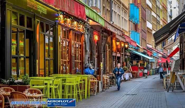 Khu phố cổ Lyon