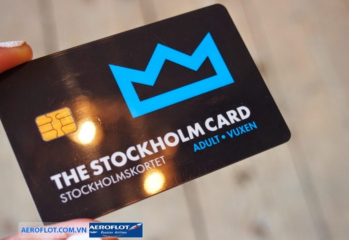 Thẻ Stockholm Card