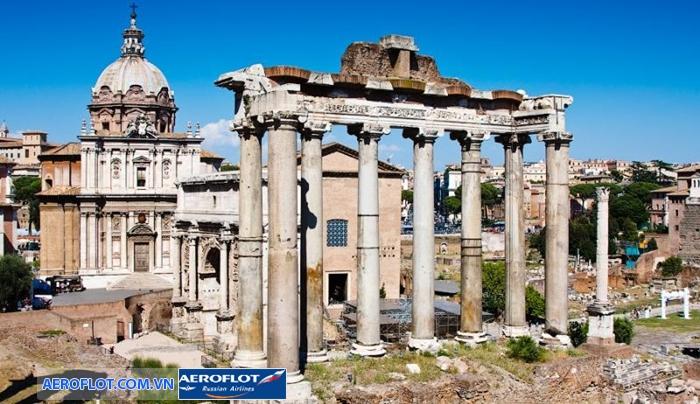 Ancient Ruin, Italia
