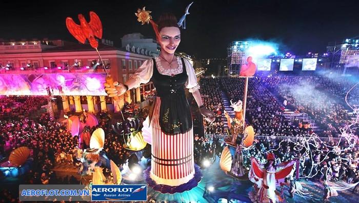 Lễ hội Carnaval đặc sắc