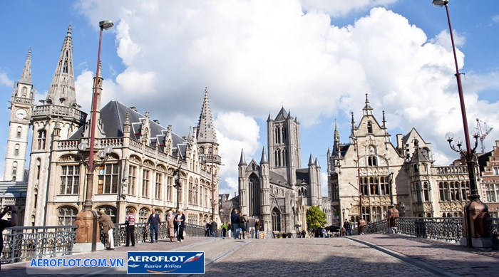 Thị trấn Mechelen