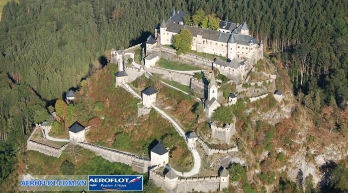 Lâu đài Hochosterwitz