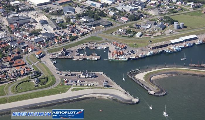 Cảng Oudeschild Texel