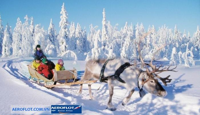 Thành phố Lapland