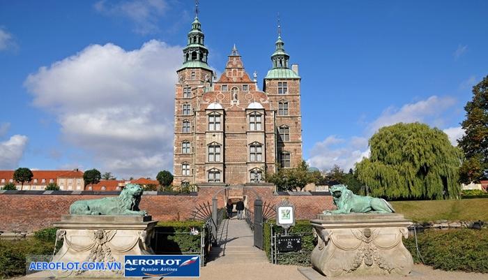 lâu đài Rosenborg