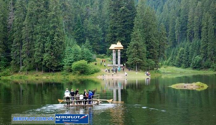 Hồ Sinevir