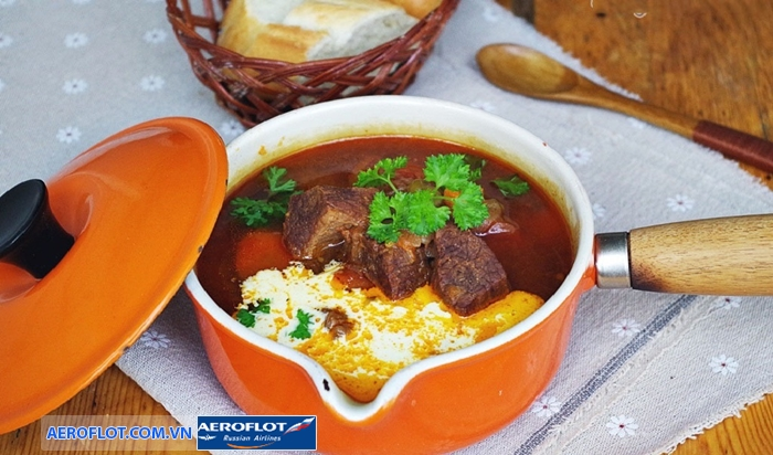 Món ngon ở Hungary