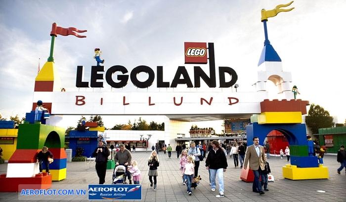 Công viên Legoland Billund