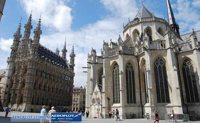 Vương cung thánh đường thánh Phero ở Leuven