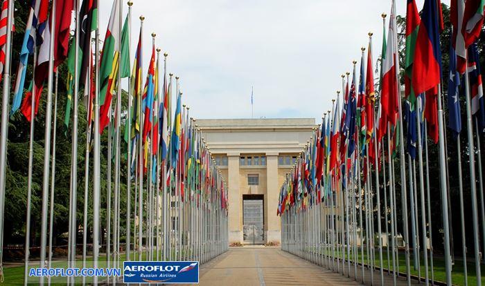 Tòa nhà Liên hợp Quốc