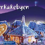 Lễ hội bánh mì gừngPepperkakebyen