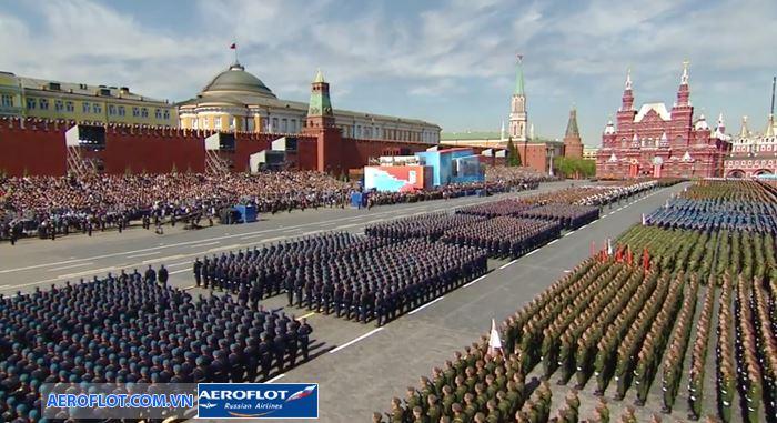 Lễ duyệt binh kỷ niệm chiến thắng ngày 09/05