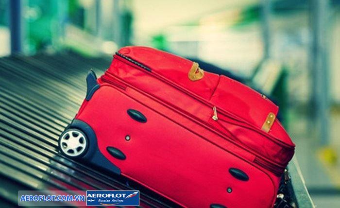 Hành lý kí gửi Aeroflot