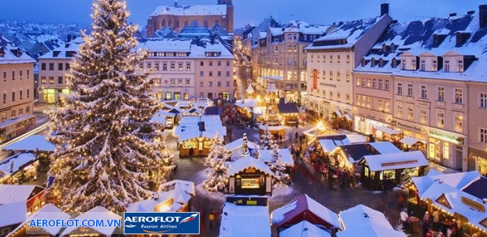 Giáng sinh ở Nuremberg