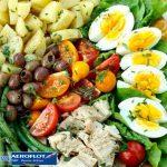 Món Salad Nicoise