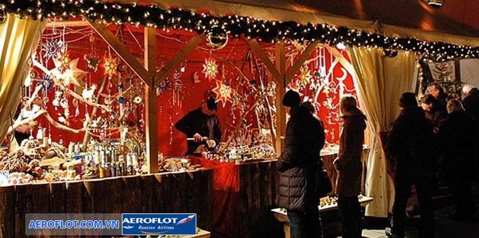 Giáng sinh ở Hamburg