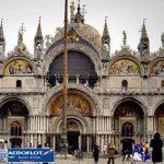 Vương cung thánh đường St. Mark có nhiều điể độc đáo