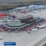 Sân bay quốc tế Sheremetyevo SVO