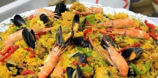 Cơm hải sản Paella Habana