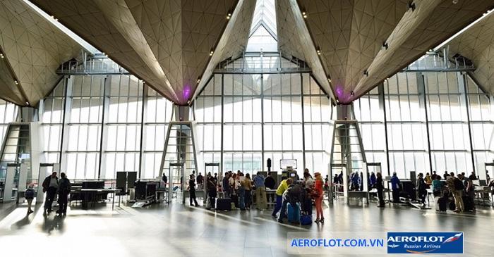 Lịch sử hình thành sân bay Pulkovo