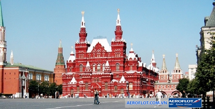 Quảng trường Đỏ