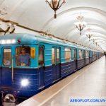 Phương tiện di chuyển ở Nga