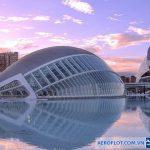 Thủy cung tại Valencia