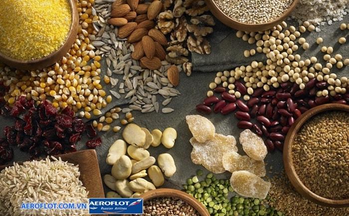 Các loại hạt giống, cây trồng không được phép mang đến Nga