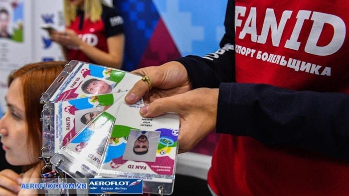 Thẻ Fan ID