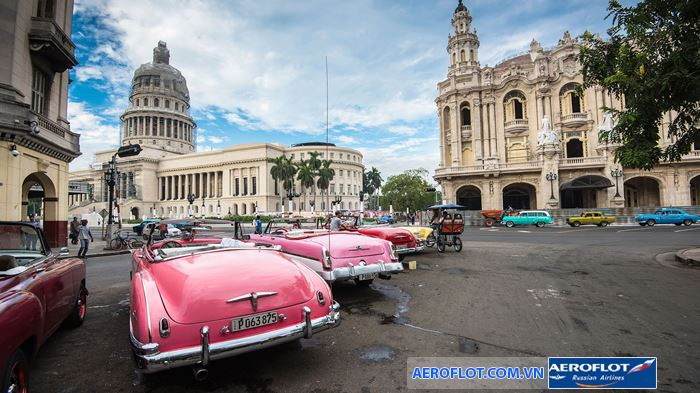 La Habana thành phố của Cuba