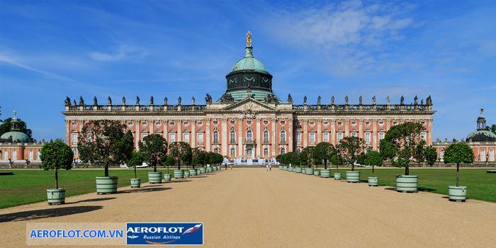 Cung điện Potsdam ở Berlin