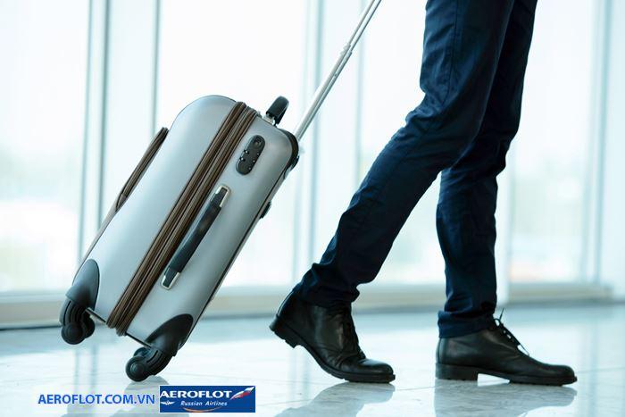 Tăng 5 cm cho hành lý xách tay