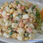 Salad Nga món ăn được yêu thích trên toàn thế giới