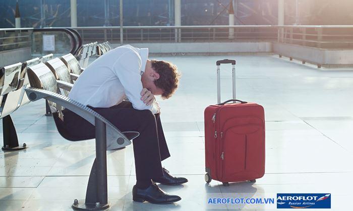 Nên chủ động đến sớm để không bị nhỡ chuyến bay