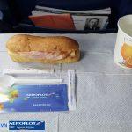 Bữa ăn phụ trên máy bay của hãng