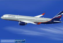 Giấy tờ tùy thân khi đi máy bay Aeroflot