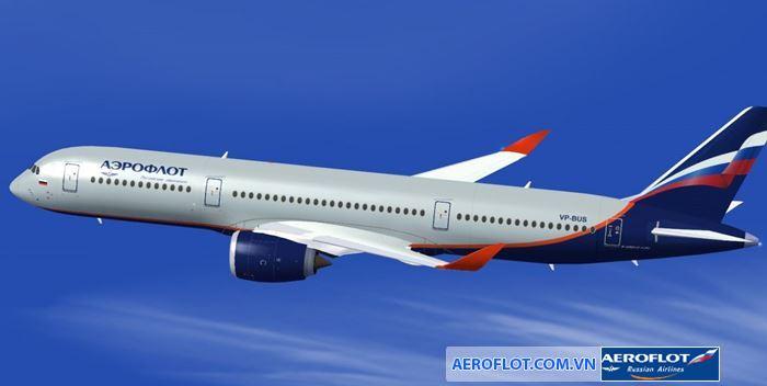 Lựa chọn hãng Aeroflot giá rẻ