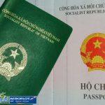 Hộ chiếu giấy tờ cần thiết cho chuyến bay quốc tế