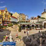 Nét đẹp của thành phố Karlovy Vary