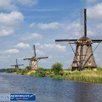 Làng Kinderdijk - Ngôi làng cối xay gió