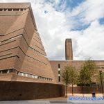 Tate Modern nơi thích hợp cho những người yêu nghệ thuật