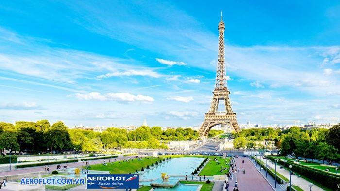 Đến Paris du lịch