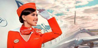 Tiếp viên hàng không Aeroflot