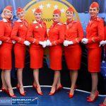 Những nữ tiếp viên Aeroflot