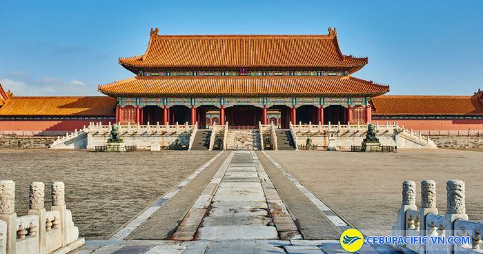 Công trình kiến trúc cổ kính