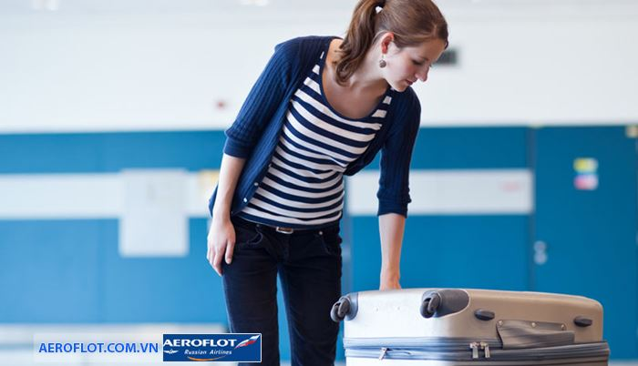 Hành lý ký gửi phải được check – in trước chuyến bay 40 phút