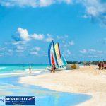 Bãi biển Varadero bãi biển tuyệt đẹp tại Cuba