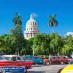 Thủ đô Hanava nổi bật với những chiếc ôtô cổ
