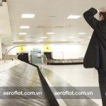 Không tìm thấy hành lý ký gửi phải làm sao?