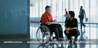 Người khuyết tật cần thông tin đến hãng cần hỗ trợ tại sân bay không?